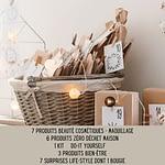 Calendrier de l'avent en pré-vente 24 surprises ( livraison offerte)