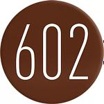 Brun foncé 602