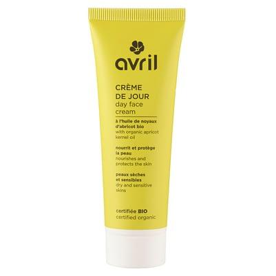 Crème de jour Bio - peaux sèches et sensibles