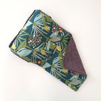 Essuie-Tout lavable - Rouleau de 6 ou 8 feuilles